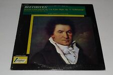Beethoven~Piano Concerto No. 5 in E-Flat Major~Zubin Mehta~Turnabout TV-S 34402