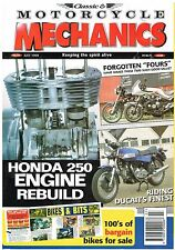 Classic & Motorcycle Mechanics 141 July 1999 Ducati 860GT CBX750 GS850