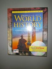 Prentice Hall World History: Connections to Today, Teacher's Edition, 2005