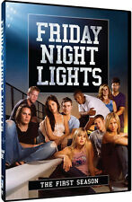 Friday Night Lights: Season 1 (2016, DVD NEUF)4 DISC SET
