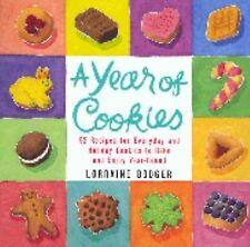 G, A Year of Cookies: 52 Recipes for Everyday and Holiday Cookies to Bake and En
