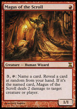 MTG MAGUS OF THE SCROLL - MAGUS DELLA PERGAMENA - TSP - MAGIC