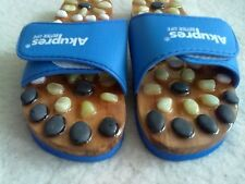 ACUPRESSURE WITH STONES MASSAGE SHOES SLIPPERS AKUPRES BETTER LIFE