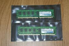 4GB DDR3 (2X2GB) PC3-8500 memoria Ram Hypertec para PC de escritorio 240-PIN