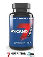 VOLCANO TESTOSTERONE BOOSTER TRIBULUS ENDURANCE LIBIDO TEST ZMA 7 Nutrition