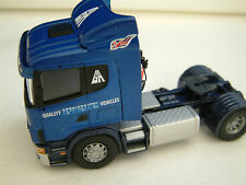 CORGI CC12220 SCANIA 4 SERIES CAB ONLY - GRAY AND ADAMS