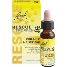 BACH ORIGINAL Rescue Pets Tropfen vet. 10 ml