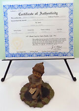 1984 TOM CLARK GNOME CREATIONS King of Clubs #08 ~ Certificate of Authenticity