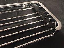 Seifenschale Seifenablage Seifenkorb Schwammkorb Seifenablage Metall/verchromt