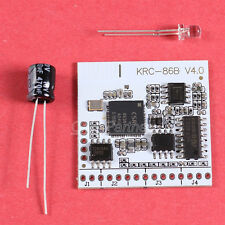 KRC-86B Bluetooth 4.0 Stereo Audio Receiver Board Wireless Stereo Music Module