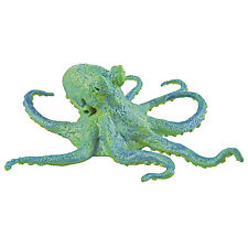 Octopus Green Sea Life Figure Safari Ltd NEW Toys Educational Figurine