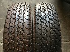 2 x 205 R 16 Bridgestone Dueler Ht% 95 Tread TFitting Available, Freight