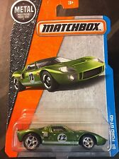 Matchbox CUSTOM Ford GT40 with Hot Wheels Real Riders