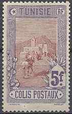 COLONIE FRANCE TUNISIE COLIS POSTAUX N°10 - NEUF * GOMME D'ORIGINE - COTE 35€