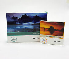 Lee Filters Foundation Holder Kit + 67mm Wide Adapter Ring. Brand New