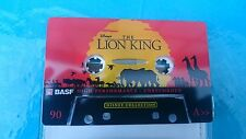 Basf High Performance II. Chrome 90-The Lion King Series audio, cassette, Tape