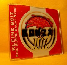 MAXI Single CD KLEINE BOIZ Eine Kleine Nacht Musik 4TR 1995 BONZAI RECORDS JUMPS