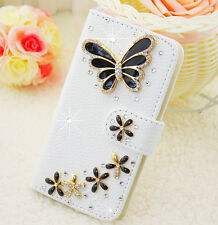 For Huawei Honor 7 LITE/ GT3 Bling Magnetic PU leather flip wallet cover case