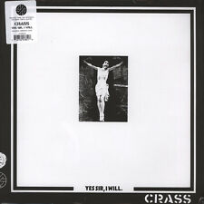 Crass - Yes Sir I Will Vinyl US LP