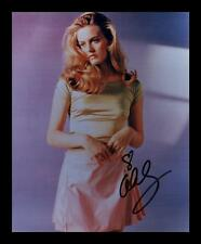 ALICIA SILVERSTONE AUTOGRAPHED SIGNED & FRAMED PP POSTER PHOTO