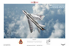 29 Squadron English Electric Lightning F.3, RAF Wattisham.