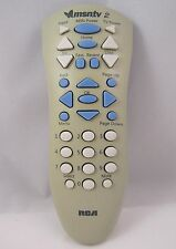 RCA CRK17MB1 264853 Internet And Media Player Remote Control For RM4100 TV 2