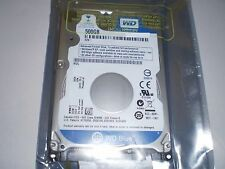 "Western Digital Blue WD5000LPCX 500GB SATA3 2.5"" internal HARD DRIVE Height"
