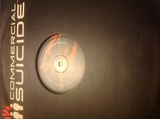"""Digital- Release The Pressure/Static 12"""" Drum and Bass Vinyl Commercial Suicide"""