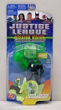 Justice League Animated Mission Vision Green Lantern Mattel NIP 4+ 5 inch 2003