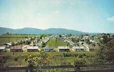 Waverly Ohio Bristol Village Retirment Homes Vintage Postcard K44485
