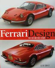 BOEK/LIVRE/BOOK : FERRARI DESIGN - The definitive study (oldtimer)