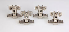 Hettich 1756 Euro Hinge with 3350 Mounting Plate - Lot of 4 - New old stock!