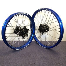 "SM Pro Platinum MX Motocross Wheel Set - Suzuki RMZ 450 (05-16) - 21""/19""x2.15 B"
