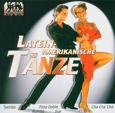 Lateinamerikanische Tänze (2001) Orch. Werner Tauber, El Gato's Rhythm Or.. [CD]