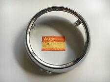 """ORIGINALE Suzuki LAMPADE Anello (cromo) -- RV 50 X/D (1983), a 50 P --"""" 35111-27660"""""""