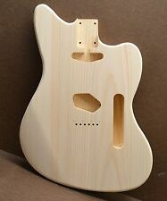 CUSTOM ORDER TM UNFINISHED WHITE PINE GUITAR BODY FITS TELECASTER TELE NECK