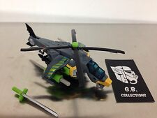 Transformers Generations Springer DLX Class 100% Complete