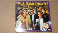 COMBO DE SENEN SUAREZ QUE MOVIMIENTO ! ENVIDIA Salsa Rare CD