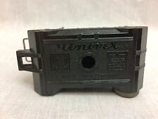Univex Model A 00 Roll Film Bakelite Art Deco Miniature Point Shoot Camera 1930s