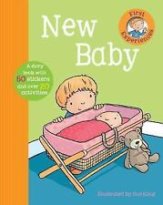 First Experiences: New Baby, Parragon Books, 1445424657, Book, Very Good