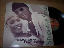 "NM 1994 Smoothe Sylk You Are The Best 12"" Single Sample DJ LP Album"