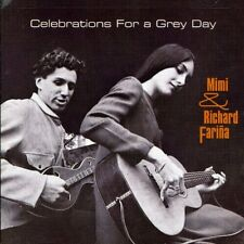 Richard Fari a - Celebrations for a Grey Day [New CD]