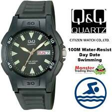 AUSSIE SELLER GENTS WATCH DIVERS CITIZEN MADE A128005 100M 12-MONTH WARANTY