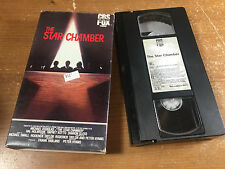 EARLY  VHS Video Tape THE STAR CHAMBER OOP RARE