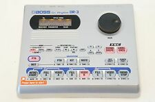 BOSS DR-3 Dr. Rhythm Drum Machine Bass Synth Roland World Ship