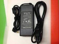 AC adapter charger for Toshiba Satellite A300 L500 A300-06H A350-05N L500 L500D