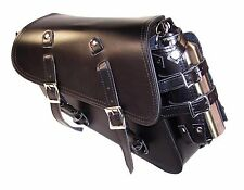 SOLO Bag Swingarm SaddleBag for Harley Sportster 2003 to 2014  #701 R