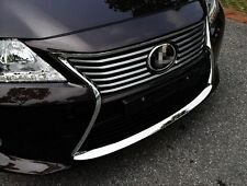 Steel Front Bumper Down Cecorative Trim For LEXUS ES250 ES300 ES350h 2013-2015