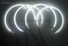 SMD LED ANGEL EYES bright White Light BMW e46 E36 E38 E39 M3 m5 halo rings 7500k