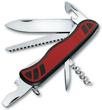 Victorinox Swiss Army Knife Red & Black Forester w/ Lockblade 54848 *NEW*